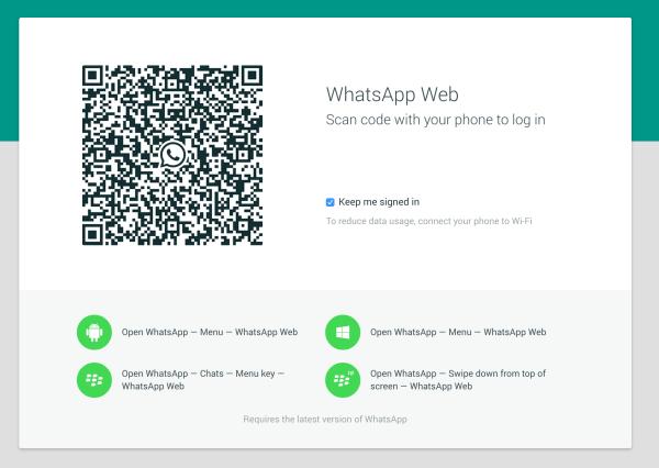 Cara Membuka Dua Akun WhatsApp Web Berbeda di Broswer yang Sama