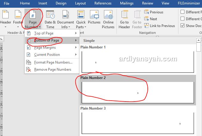 Cara Membuat Daftar Isi Otomatis di Word