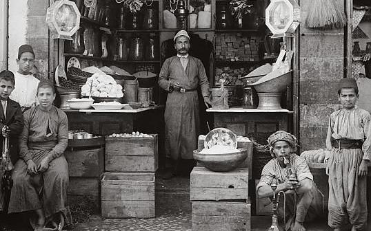 Inilah Foto-foto Langka Kejayaan Islam Masa Kesultanan Utsmaniyah