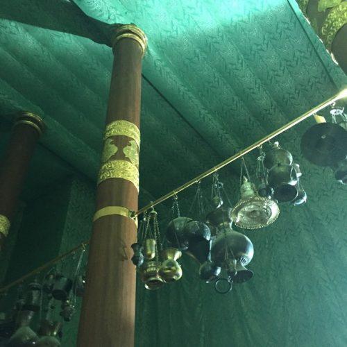 Inilah Foto Asli di Dalam Ka'bah
