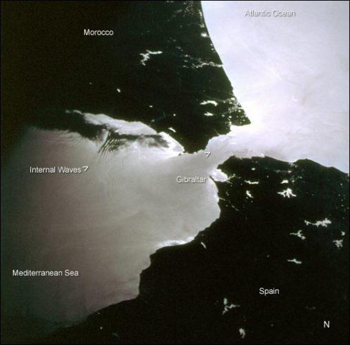 Fenomena Alam di Dasar Laut