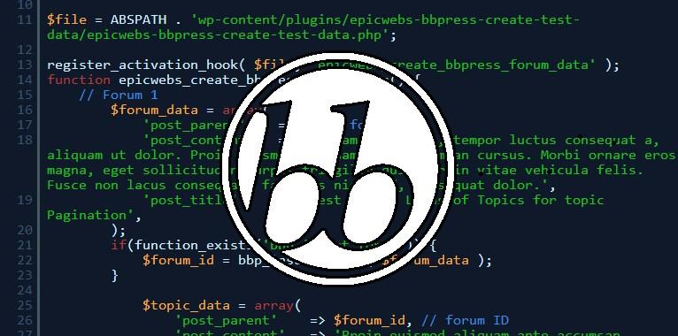 Cara Menambahkan Featured Image di Forum bbPress
