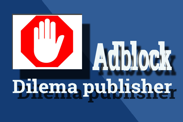 Cara Menampilkan Iklan Adsense yang Ada AdBlock