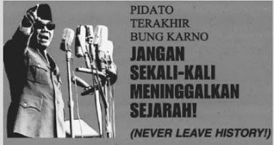 Pidaoto terakhir Presiden Seokarno