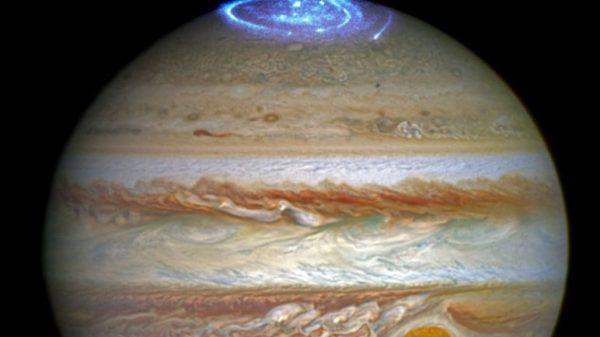 Aurora Lebih Besar dari Bumi Ditemukan di Planet Jupiter (Video)