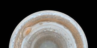 Kutub Selatan Planet Jupiter