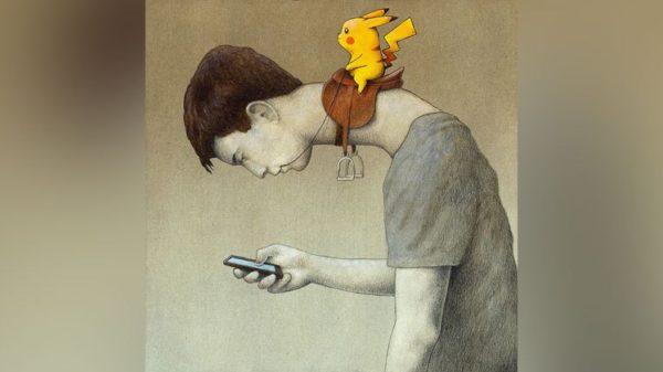 Pokemon Go, Tahap Baru Totalitarianisme & Alat Mata-mata Intelijen