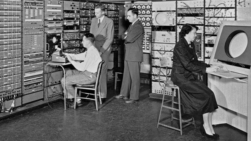 Sejarah Komputer Modern