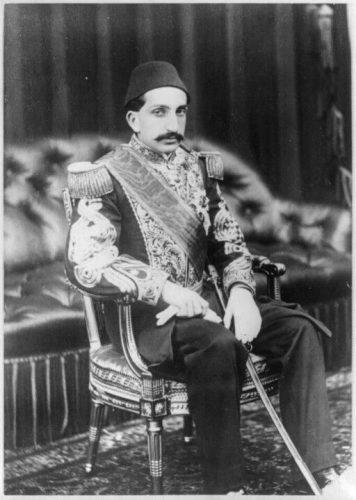 Sultan Abdul Hamid Han atau Abdul Hamid II (22 September 1842 – 10 Februari 1918) adalah Sultan ke-34 Kekaisaran Ottoman di Turki