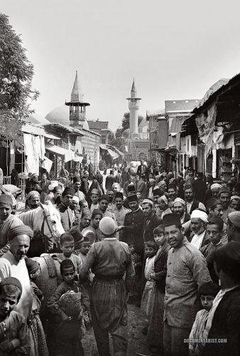 Suriah pada tahun 1900-1920 dibawah Kesultanan Ottoman