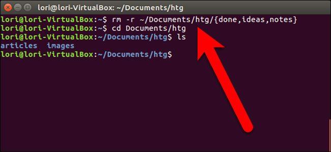 Cara Menghapus Lebih Dari Satu Folder Bersamaan di Terminal Linux
