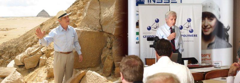 Rahasia Pembangunan Piramida Mesir