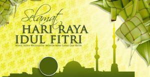 Kata-kata Ucapan Selamat Idul Fitri