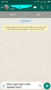 Cara Membuat Link Order WhatsApp Otomatis