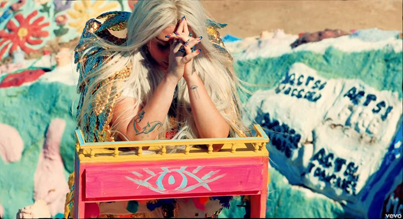 "Video Kesha ""Praying"", Simbol Perbudakan Industri Musik"
