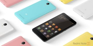 Tutorial Flashing Xiaomi Redmi Note 2 Menggunakan MiFlash